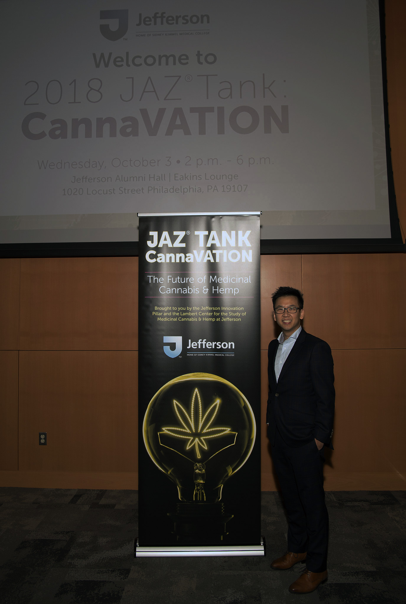 JAZ Tank: CannaVATION